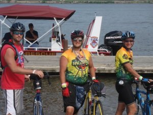 RAGBRAI End 2008