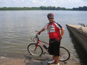 RAGBRAI End 2006