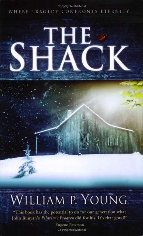 The Shack by; WIlliam P. Young **Spoilers**